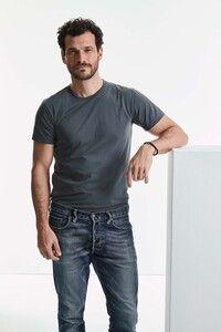Russell RU165M - Koszulka z polibawełny