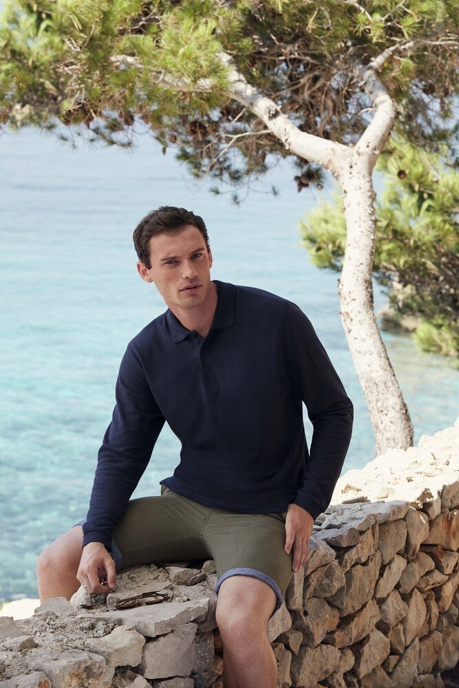 Fruit of the Loom SC63310 - Premium Polo Long Sleeve (63-310-0)