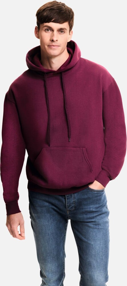 Fruit of the Loom SC244C - HOODIE SWEATSHIRT (62-208-0)
