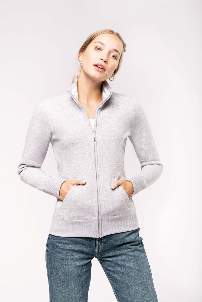 Kariban K457 - LADIES' FULL ZIP FLEECE JACKET