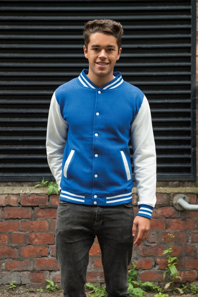 AWDis JH043 - Varsity Jacket