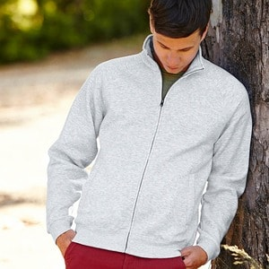 Fruit of the Loom SC62230 - Sweatshirt Homem Gola Alta