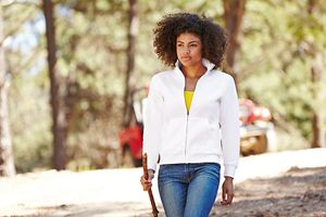 Fruit of the Loom SC62116 - Lady-Fit Sweat Jacket