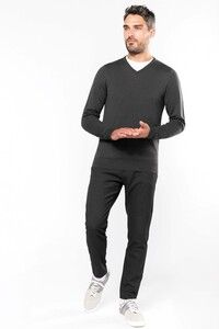 Kariban K965 - MENS V-NECK JUMPER