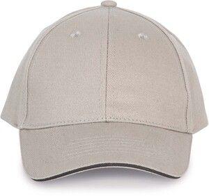 K-up KP042 - ORLANDO KIDS - KIDS 6 PANEL CAP