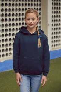 Fruit of the Loom SC62043 - Kids` Hooded Sweat