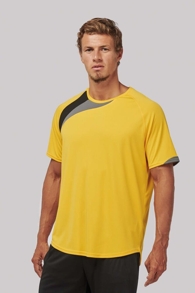 ProAct PA436 - T-SHIRT SPORT MANCHES COURTES UNISEXE