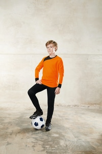 ProAct PA471 - KIDS LONG SLEEVE GOALKEEPER TOP