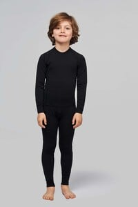 "ProAct PA006 - KIDS LONG SLEEVE SKIN TIGHT ""QUICK DRY"" T-SHIRT"