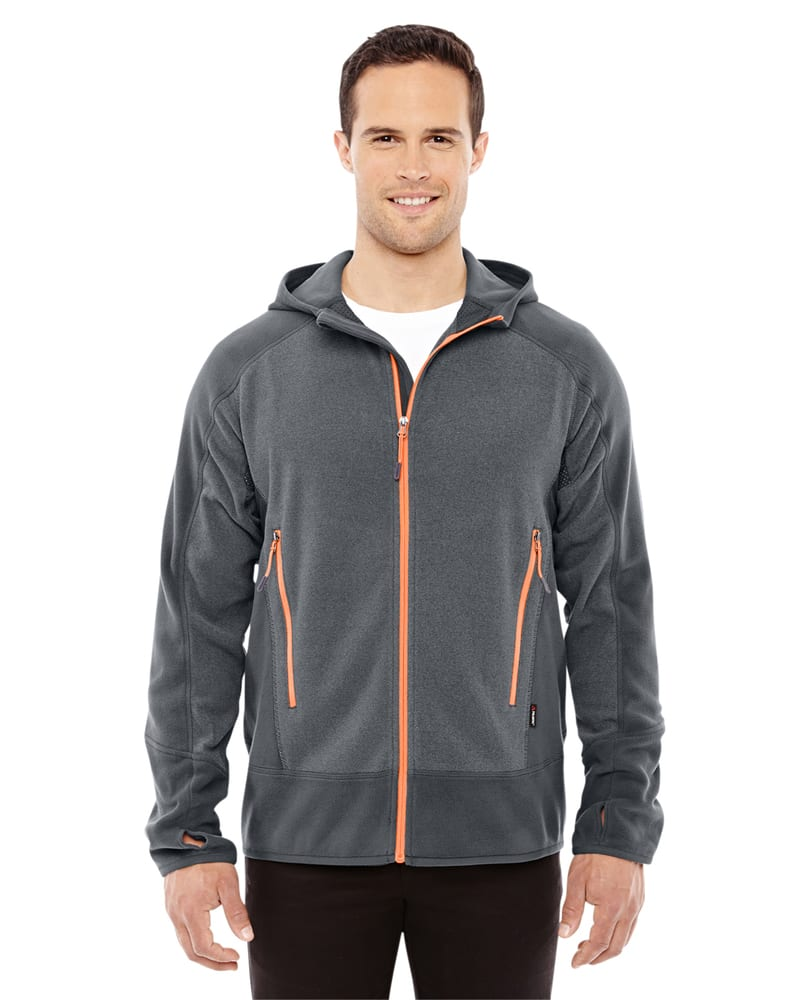 Ash City North End Sport Red 88810 - Men's Vortex Polartec Active Fleece Jacket