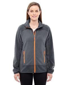 North End Sport Red 78810 - Veste polaire active Vortex pour femmes
