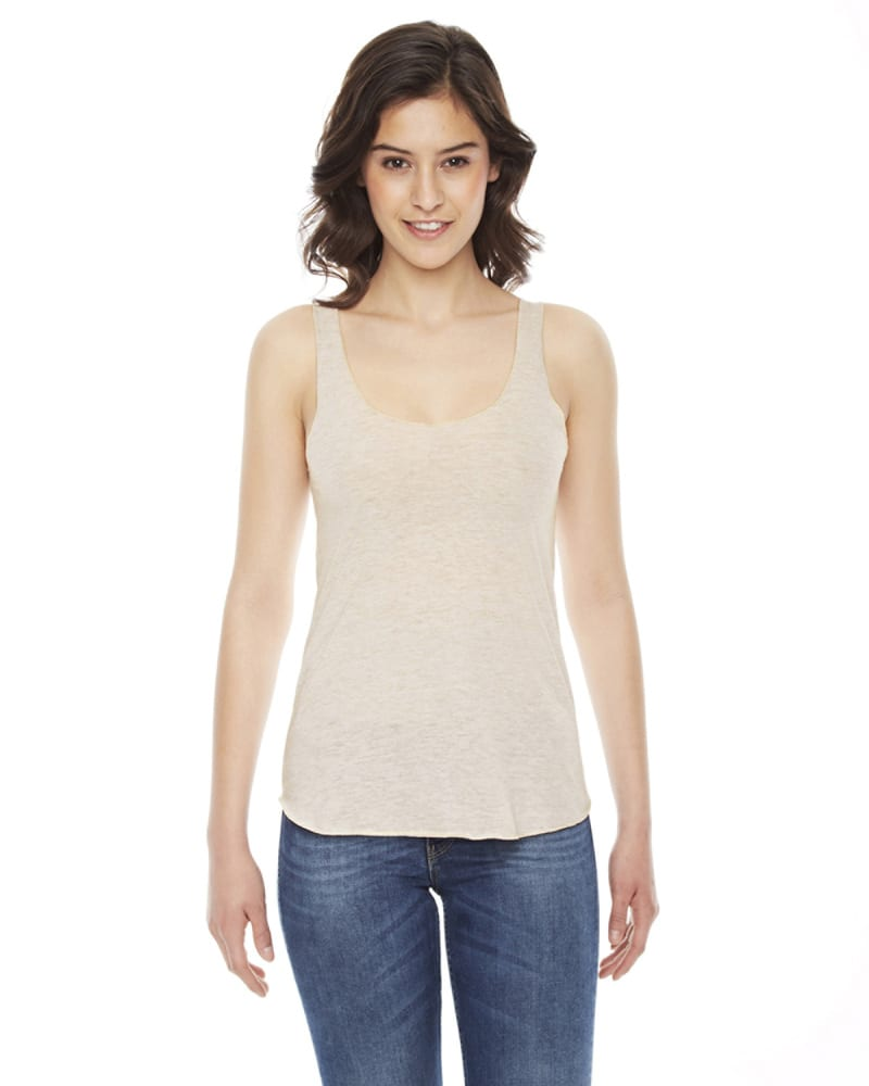 American Apparel TR308 - Ladies Triblend Racerback Tank