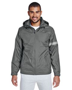 Team 365 TT78 - Mens Boost All Season Jacket with Fleece Lining