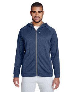 Team 365 TT38 - Mens Excel Performance Fleece Jacket