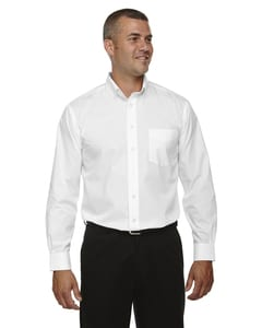 Devon & Jones D620T - Mens Tall Crown Collection™ Solid Long-Sleeve Broadcloth