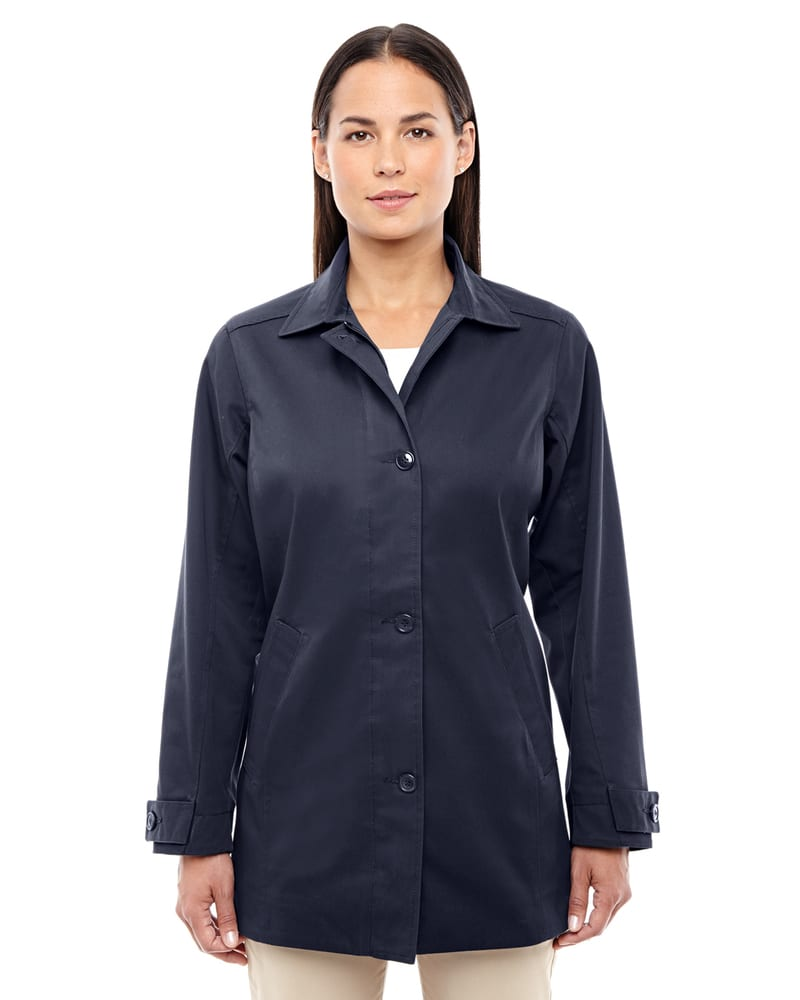 Devon & Jones D982W - Ladies Lightweight Basic Trench Jacket