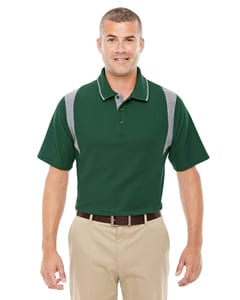 Devon & Jones DG180 - Mens DRYTEC20™ Performance Colorblock Polo