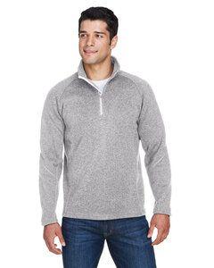 Devon & Jones DG792 - Mens Bristol Sweater Fleece Half-Zip