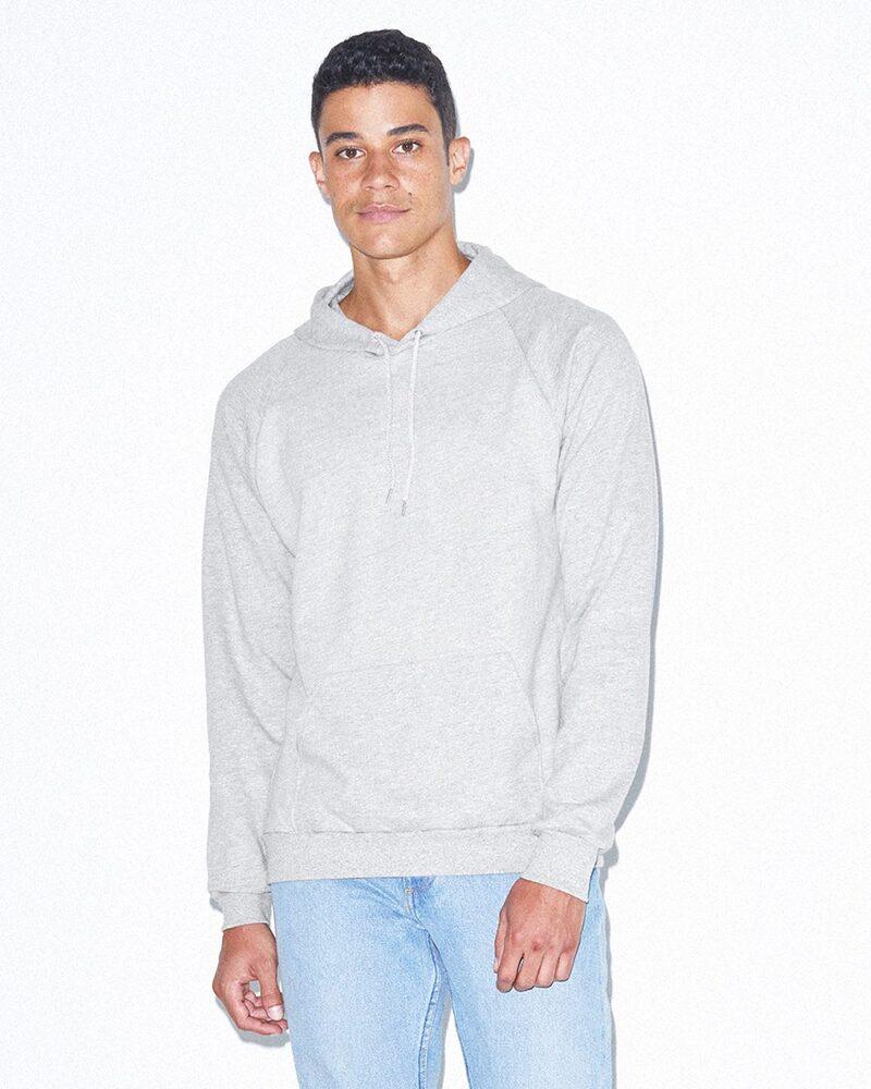 American Apparel 5495 - California Fleece Pullover Hoodie