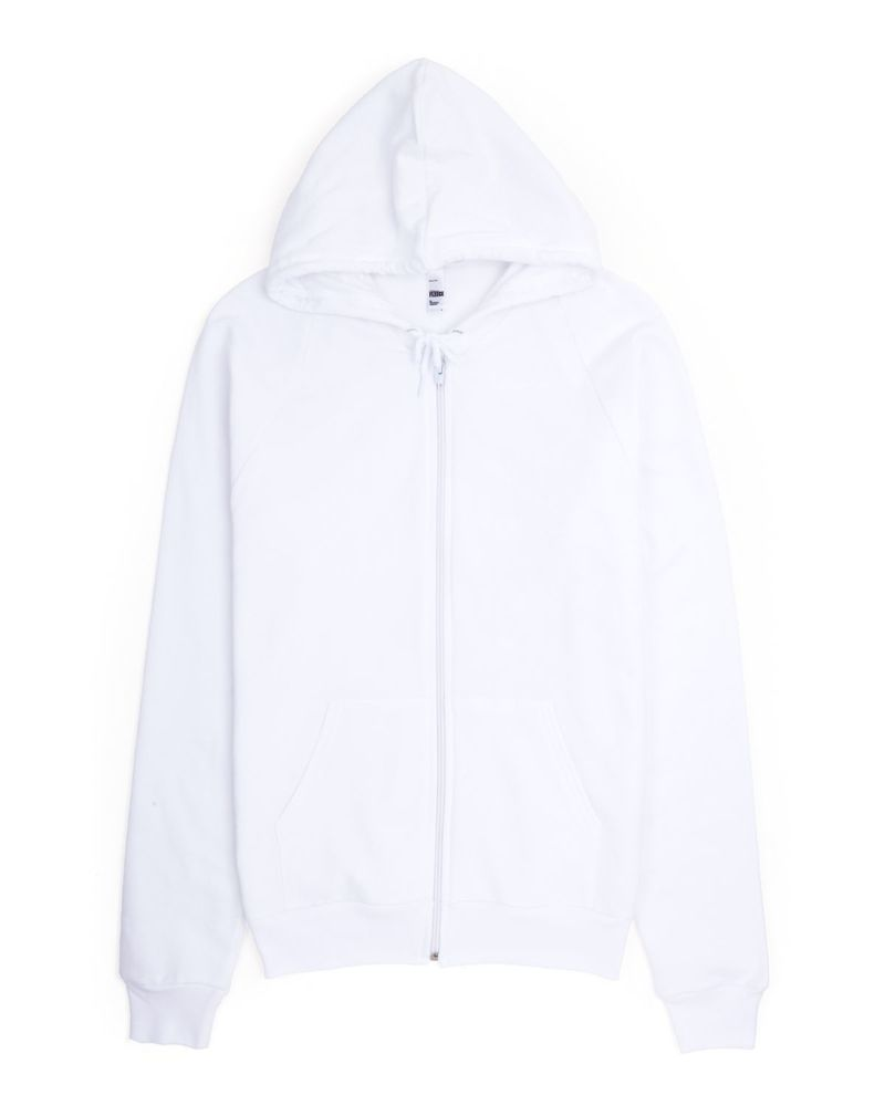 American Apparel 5497 - Unisex California Fleece Zip Hoodie