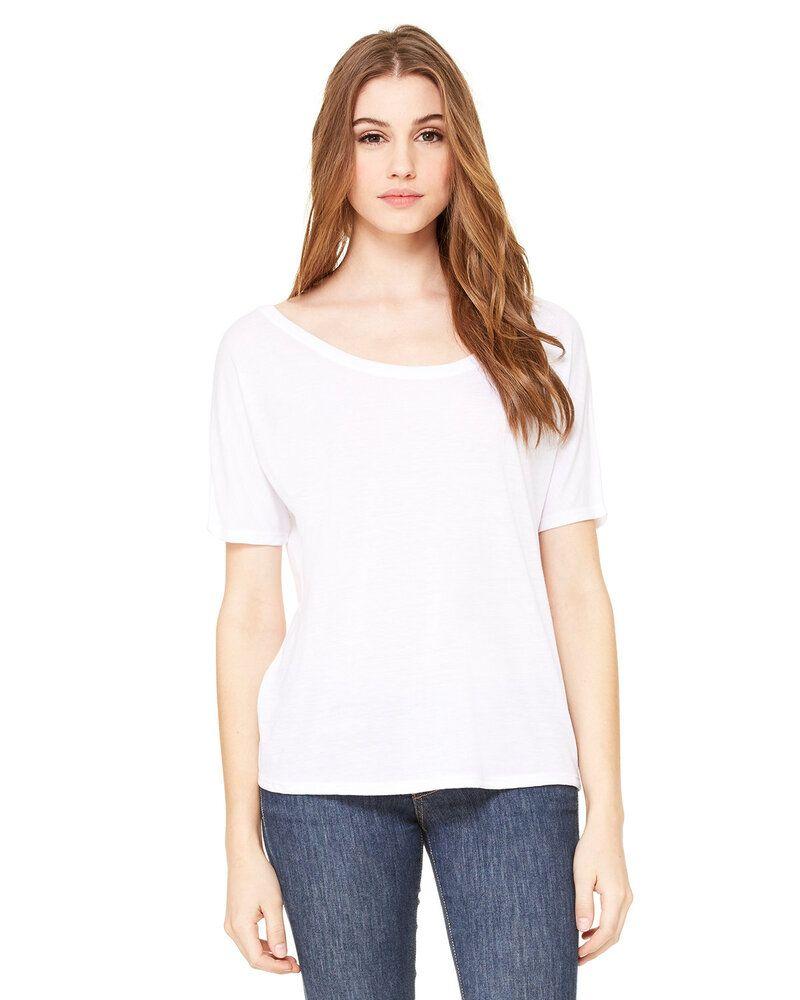 Bella+Canvas 8816 - T-shirt slouchy pour femmes