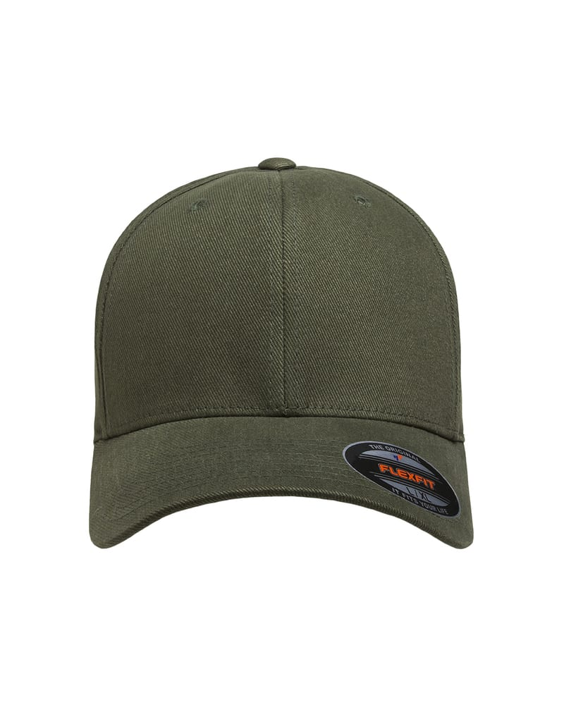 Flexfit 6377 - Brushed 6-Panel Cap