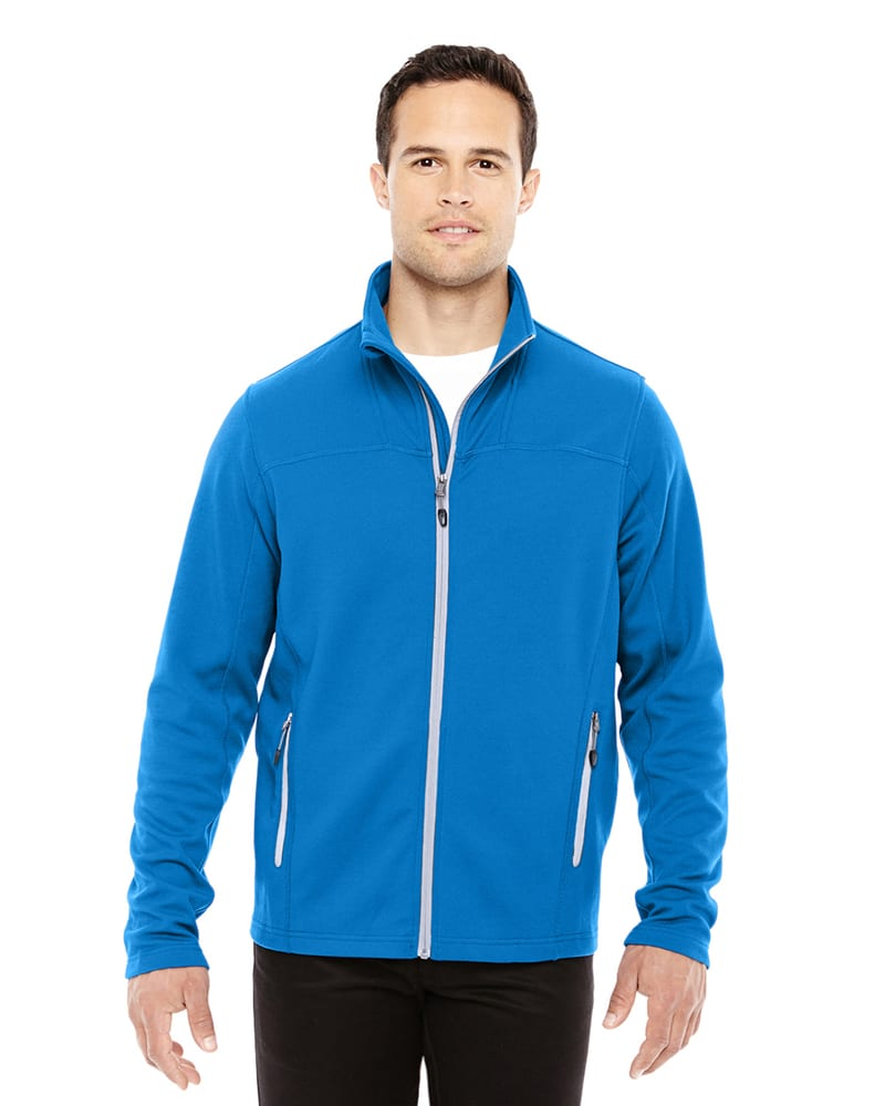 Ash City North End 88229 - Men's Torrent Interactive Textured Performance Fleece Jacket