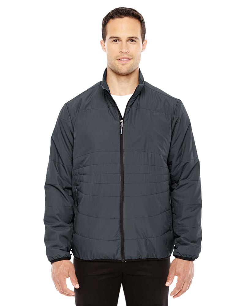 North End 88231 - Veste imperméable isolée Resolve Interactive Insulated Packable