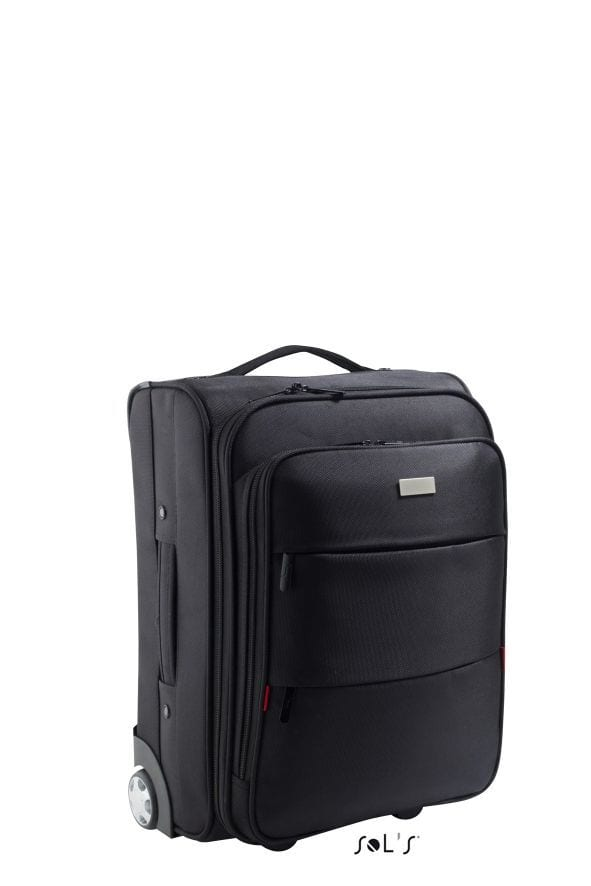 Sol's 71110 - POLYESTER TROLLEY SUITCASE AIRPORT