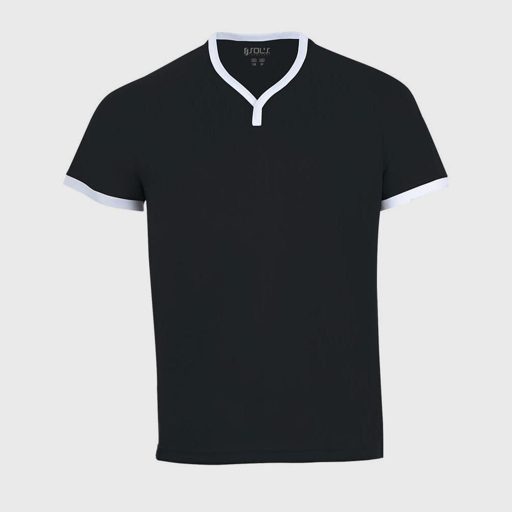 Sol's 01177 - Short-Sleeved Adult Shirt Atletico