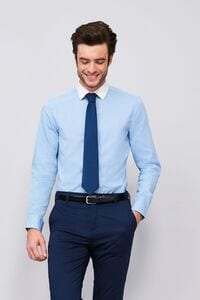 Sols 01430 - Mens Long Sleeve End-To-End Shirt Belmont