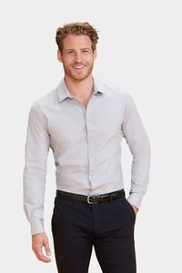 Sols 01426 - Chemise Homme Stretch Manches Longues BLAKE