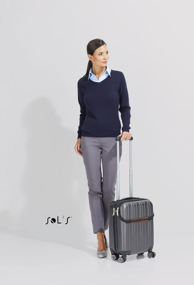 Sol's 01212 - CABIN TROLLEY SUITCASE FOR LOW-COST FLIGHTS BOARDING