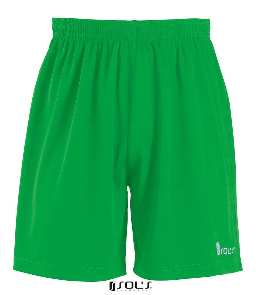 Sol's 90102 - ADULTS' BASIC SHORTS WITH INNER PANTS BORUSSIA