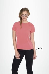 Sols 01432 - WOMENS SHORT SLEEVE MOSS CREPE SHIRT BRIDGET