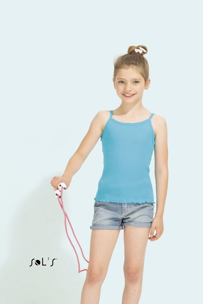 Sol's 11979 - GIRLS' TANK TOP CANDY