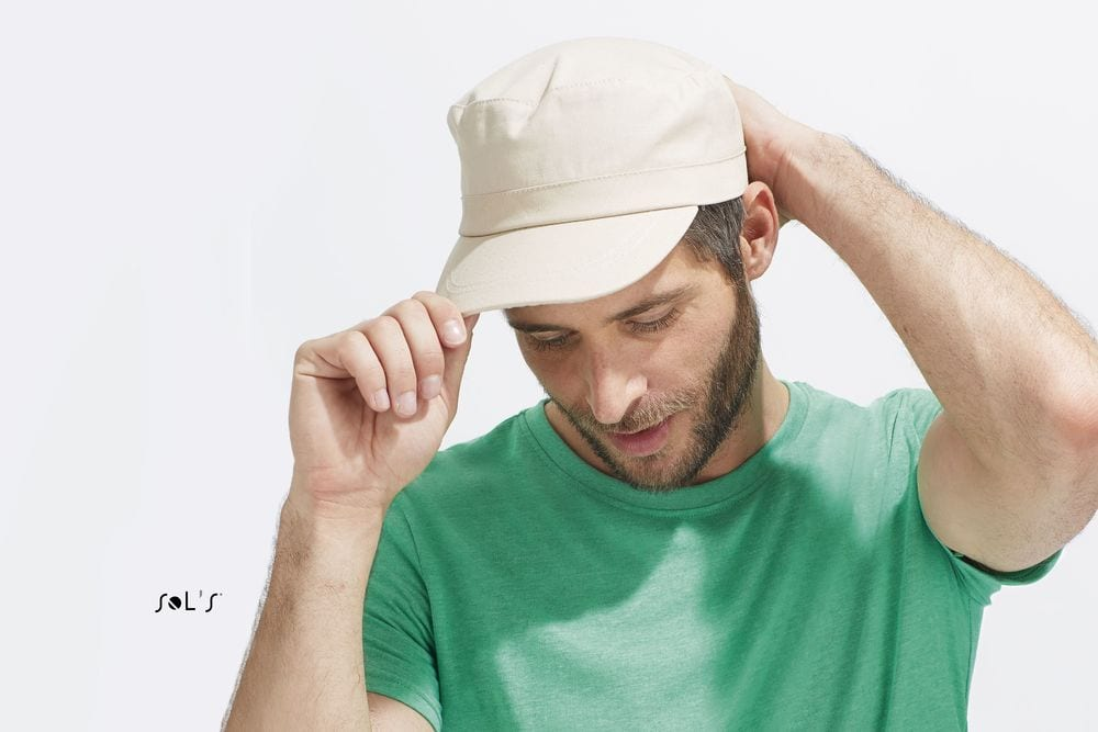 Sol's 88101 - THREE PANEL CAP CHE