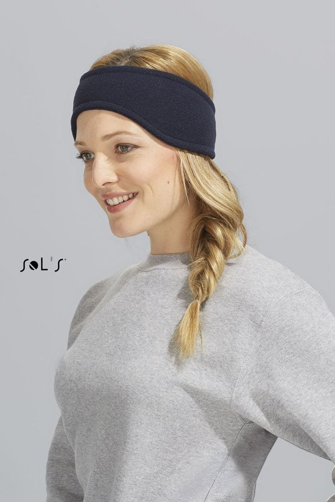 Sol's 88104 - UNISEX FLEECE HEAD BAND EVEREST 51