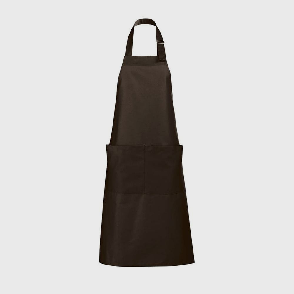 Sol's 88010 - Long Apron With Pockets Gala