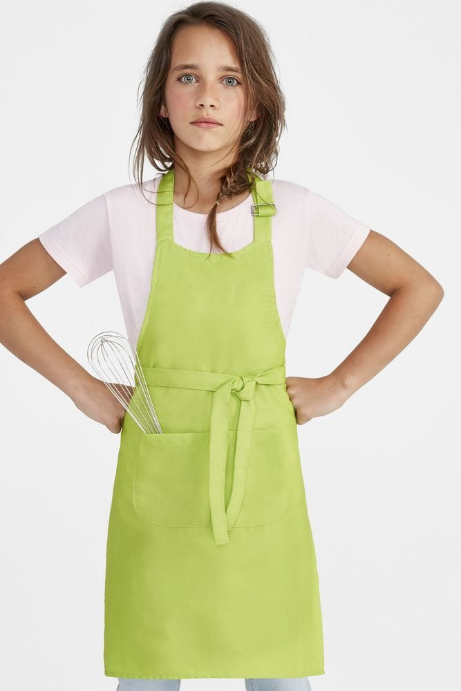 Sol's 00599 - Kids' Apron With Pocket Gala