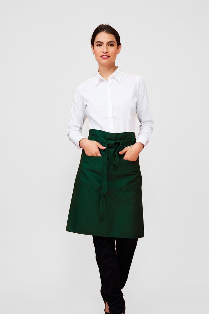 Sol's 88020 - Medium Apron With Pockets Greenwich