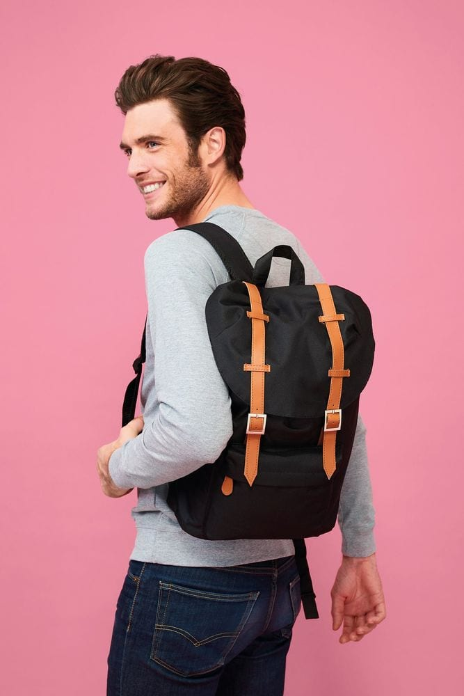 Sol's 01201 - Polyester Backpack Hipster