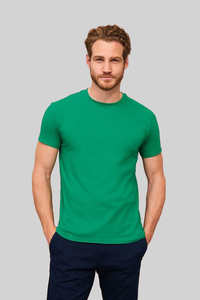 Sols 11500 - Mens Round Collar T-Shirt Imperial