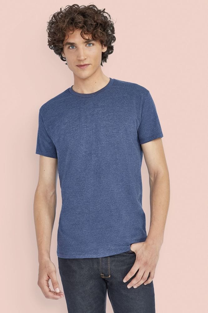 Sol's 00580 - Men's Round Collar Close Fitting T-Shirt Imperial Fit