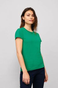 Sols 11502 - Womens Round Collar T-Shirt Imperial