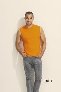 Sols 11180 - MENS SLEEVELESS T-SHIRT JAZZY