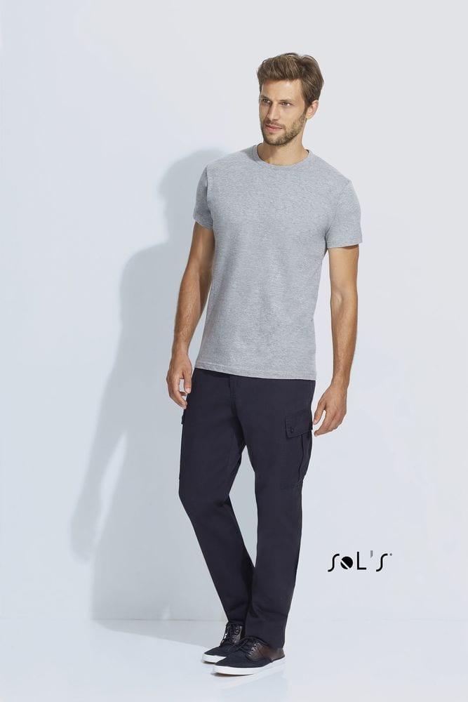 Sol's 83020 - Pantalon Homme Poches Cargo JEEP