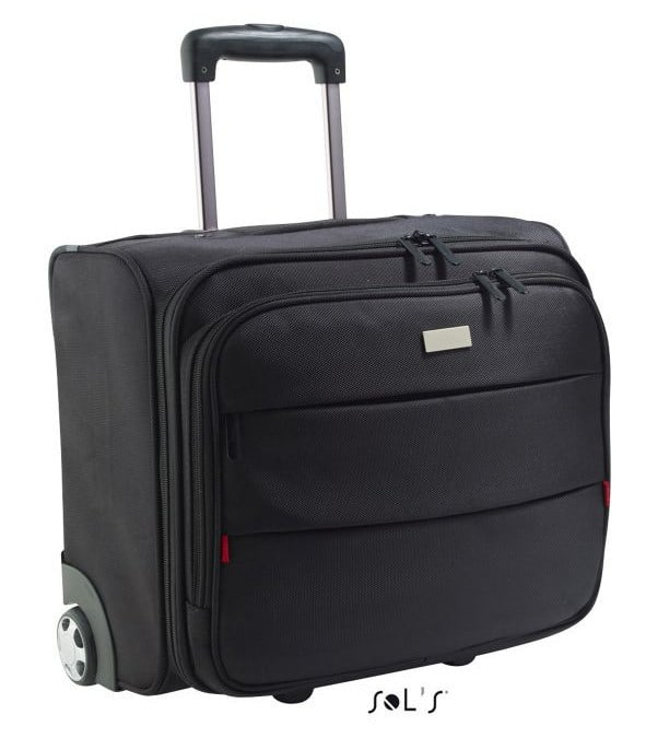 Sol's 71120 - POLYESTER TROLLEY BAG JET LAG