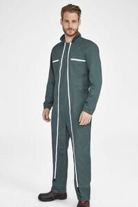 Sols 80901 - Workwear Overall With Double Zip Jupiter Pro