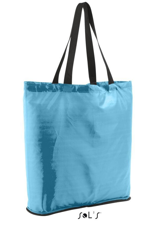 Sol's 72100 - FOLDABLE POLYESTER AND BLACK OXFORD POLYESTER BAG MAGIC